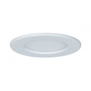 Einbaupanel, LED, IP44, 6W, rund, weiß
