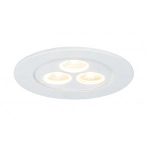 Micro Line Flat LED, blanc