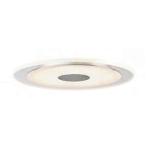 Luminaire Paulmann moderne métallique|transparent
