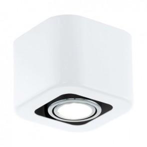 Toreno, blanc / chrome, 1-lampe