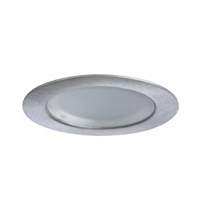 Möbel EBL Set Mini rund LED 5x0,4W 2700K 3,6VA 230/12V 35mm Eisen geb/Met