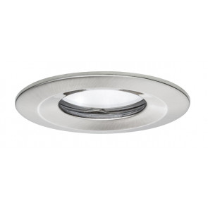 Coin Slim, IP65, rund, 6,8W, Aluminium, dimmbar, LED