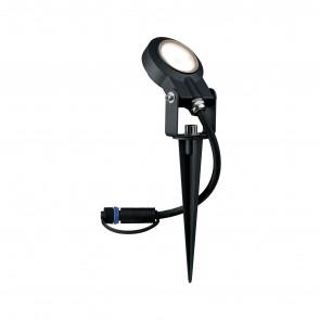 Plug & Shine Spotlight Sting 29 cm anthrazit 3000K mit Erdspieß