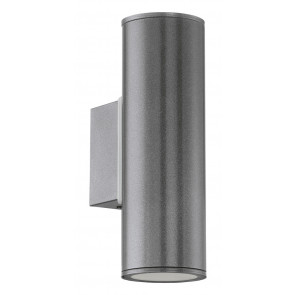 Luminaire EGLO moderne gris noire