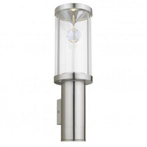 Trono 2, Glaskristall, IP44, inkl LED