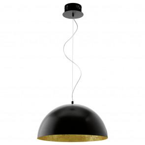 Luminaire EGLO vintage or|noire