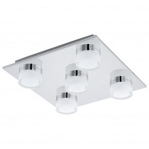 Luminaire EGLO moderne chrome