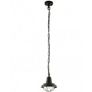 Colindres 1, Höhe 127 cm, IP44, schwarz