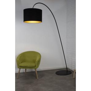 Luminaire Brilliant moderne or|noire