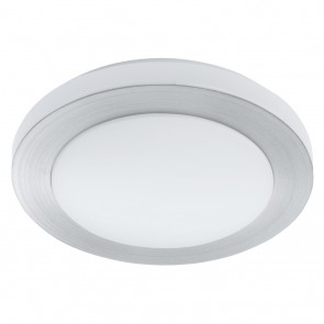 LED Carpi, Aluminium, Ø 38,5 cm, IP44