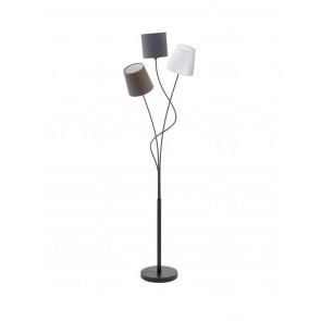 Luminaire EGLO moderne anthracite|marron|noire|blanche