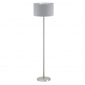 Luminaire EGLO moderne gris|argent