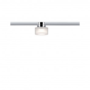 URail Ceiling Topa Dot, LED, dimmbar, chrom