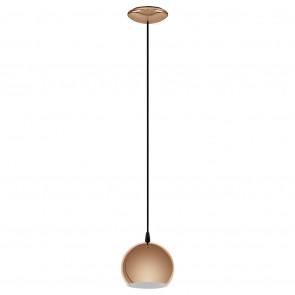 Luminaire EGLO moderne marron|métallique