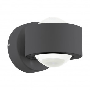 Luminaire EGLO moderne anthracite