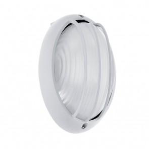 Siones 1, Höhe 21,5 cm, IP44, Weiß