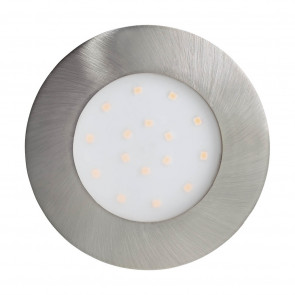 Pineda-IP, LED, IP44, nickel-matt