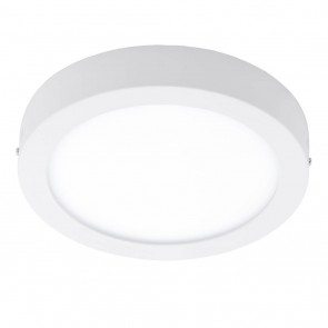 Argolis, Ø 22,5 cm, IP44, inkl LED, weiß