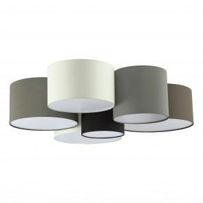 Luminaire EGLO moderne gris|noire|blanche