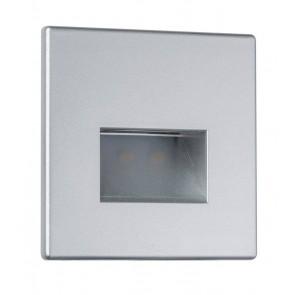 Special Wand EBL Set Edge eckig LED 1x1,1W 230V Chrom matt