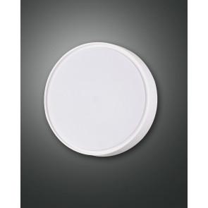 Luminaire Fabas Luce moderne blanche