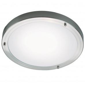 Luminaire Nordlux moderne métallique|argent|blanche