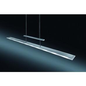 Antea, 9-lampes, longueur 130 cm, rectangulaire