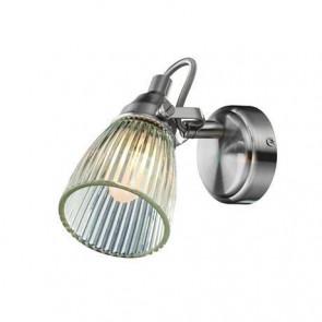 Luminaire Markslöjd moderne métallique|transparent