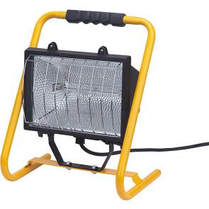 Luminaire Brennenstuhl moderne jaune noire