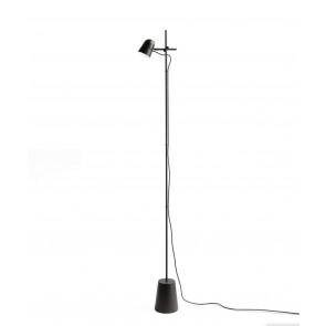 Counterbalance (ohne Fuß), 170 cm, schwarz