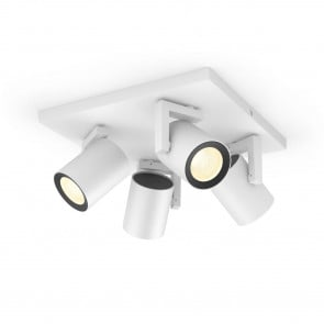 Luminaire Philips Hue moderne blanche