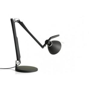 Fortebraccio LED, diamètre tête 8,9 cm, noir