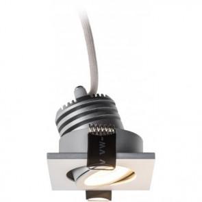 Luminaire Heitronic moderne argent