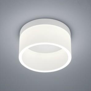 Liv, LED, IP30, Ø 20 cm, dimmbar, weiß