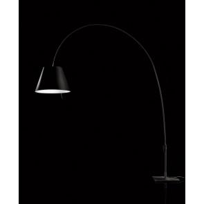 Luminaire Luceplan moderne noire