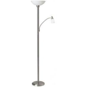Luminaire Brilliant moderne métallique|blanche