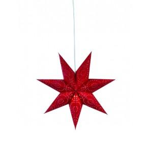 Aratorp Papier-étoile 45cm, rouge