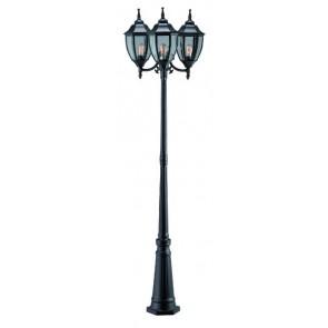 Jonna, 3-lampes, hauteur 226 cm, noir