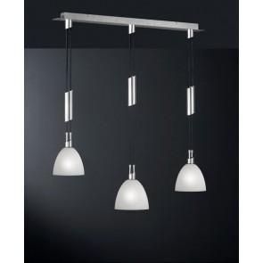 Savannah, 3-lampes, Suspension longueur 150 cm