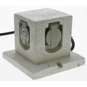 Boîte cubique à énergie