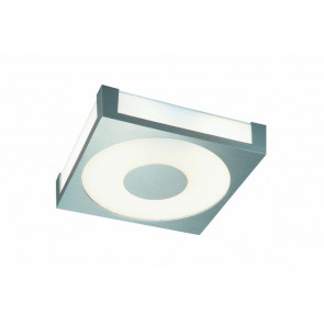Luminaire Lirio moderne métallique|blanche