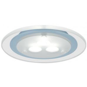 Luminaire Paulmann moderne chrome|transparent