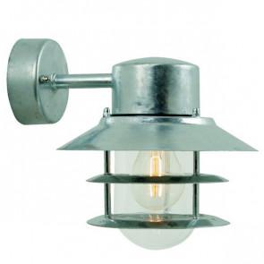 Luminaire Nordlux moderne gris métallique transparent