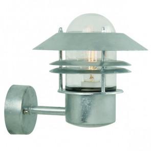 Luminaire Nordlux moderne gris|métallique|transparent