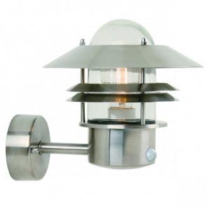 Luminaire Nordlux moderne métallique|argent|transparent