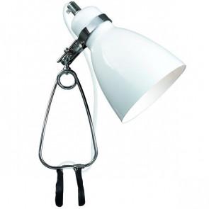 Luminaire Nordlux démodé métallique|blanche