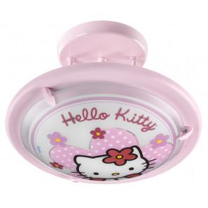 Hello Kitty, Ø 35 cm, rosa, E27