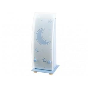 Moonlight, Höhe 28 cm, Blau