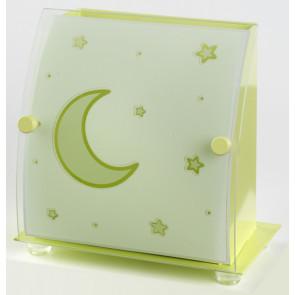 Luminaire Dalber moderne vert