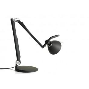 Fortebraccio, diamètre tête 16 cm, E27, variateur, noir